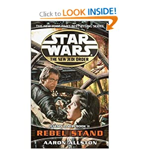 Enemy Lines II: Rebel Stand (Star Wars: The New Jedi Order, Book 12) by Aaron Allston