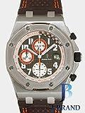 [オーデマピゲ]AUDEMARSPIGUET 腕時計 ロイヤルオーク オフショア クロノグラフ ジェントルマンズ ドライバー ブティック限定 グレー/シルバー 26175ST.OO.D003CU.01 メンズ [並行輸入品]