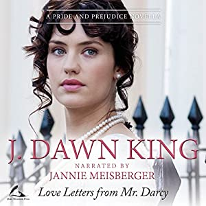 Love Letters from Mr. Darcy Audiobook