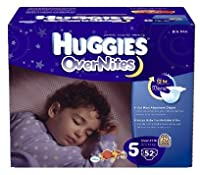 Huggies Overnites Diapers from Kimberly-Clark Corp. GMA - DROPSHIP