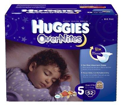 Huggies-Overnites-Diapers