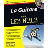 La Guitare pour les nuls (+ 1CD audio)par Mark Phillips