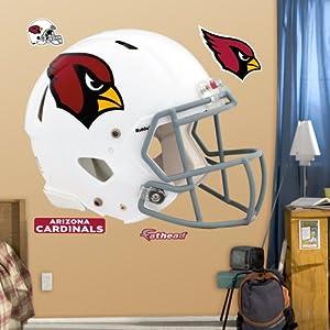 NFL Arizona Cardinals Helmet Wall Graphics by Fathead