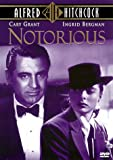 Notorious [DVD] [1947] [US Import] [NTSC]