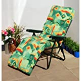 Garden Crumb Relaxer Cushion Mexicana Green