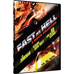 Fast As Hell  3 Movie Collection
