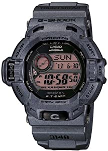 Casio G-Shock Tough Solar Riseman Watch G9200MS-8