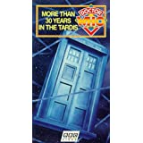 Doctor Who - More Than 30 Years in the Tardis [VHS] ~ Nicholas Courtney