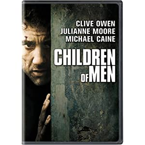 Amazon.com: Children of Men (Widescreen Edition): Clive Owen ...