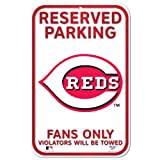 MLB Cincinnati Reds 11-by-17 Sign
