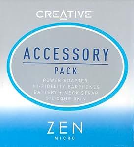Creative Zen Micro Accessories Pack