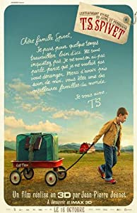 The Young and Prodigious T.S. Spivet - 11 x 17 Movie Poster - French Style A