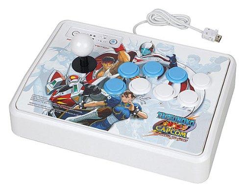 Wii Tatsunoko vs. Capcom Arcade FightStick