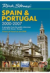 Rick Steves' Spain and Portugal DVD 2000-2007 (Rick Steves)