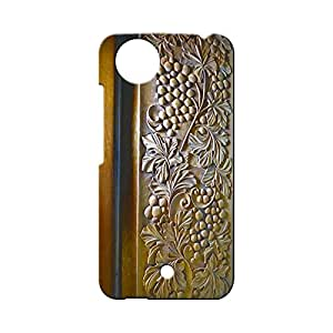 BLUEDIO Designer Printed Back case cover for Micromax A1 (AQ4502) - G4350