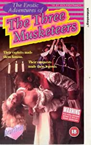 The Erotic Adventures of the Three Musketeers [VHS]