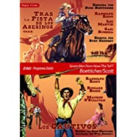 Programa Doble - Boetticher/Scott -Volumen 2 (Tras La Pista De Los Asesinos + Los Cautivos) [DVD]