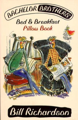 Bachelor Brothers Bed & Breakfast Pillow Book
