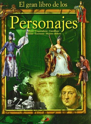 El gran libro de los personajes