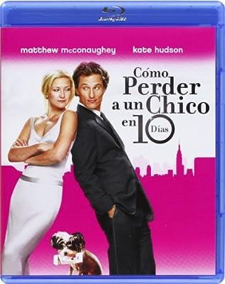 Como Perder A Un Chico En 10 Días (Blu-Ray) (Import Movie) (European Format - Zone B2) (2003) Hudson, Kate; Mc