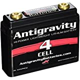 Antigravity Batteries 4-Cell Small Case Race Use Lithium Battery APRILIA HONDA HUSQVARNA KAWASAKI KTM KYMCO SUZUKI YAMAHA