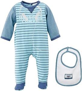 Absorba - Pijama de una pieza para bebé