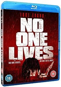 No One Lives [Blu-ray] [DVD]