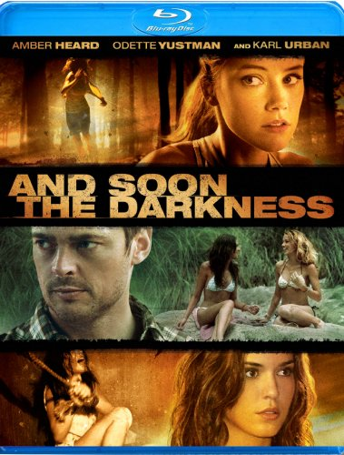 Cover art for  And Soon the Darkness [Blu-ray]