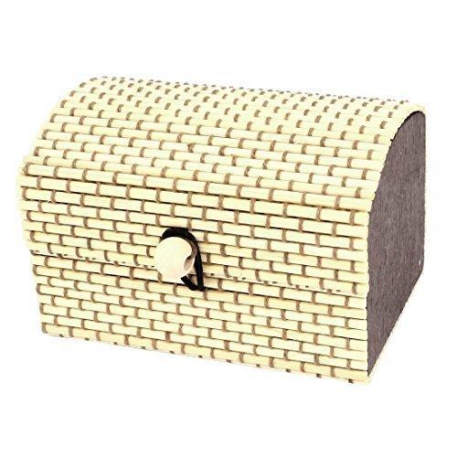 tischdekoration-rechteckig-bambus-kette-schmuck-ablagekasten-wollefarben-de