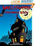 Halloween Coloring Book 1 (Volume 1)