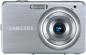 Samsung ST30 - Cámara digital (10,1 megapíxeles, zoom óptico de 3x, pantalla de 6 cm (2.36 pulgadas), estabilizador de imagen) color plata