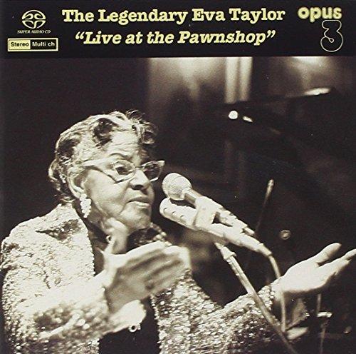 SACD : Eva Taylor - The Legendary (Hybrid SACD)