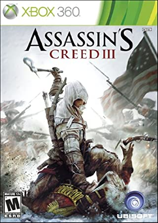 Assassin&#39;s Creed III with Steelbook