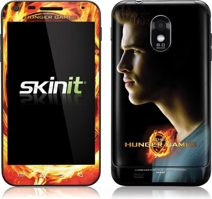 Skinit The Hunger Games -Gale Hawthorne Vinyl Skin for Samsung Galaxy S II Epic 4G Touch -Sprint