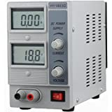Dr.Meter HY1803D Variable DC Power Supply, 0-18V @ 0-3A
