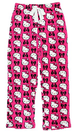 Hello-Kitty-Fleece-Licensed-Sleep-Pants