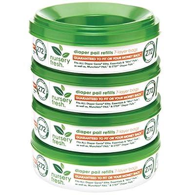 Nursery Fresh Refill for Diaper Genie