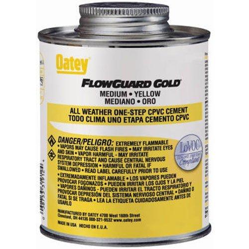 oatey-31910-lo-voc-cpvc-flowguard-gold-1-step-yellow-cement-4-ounce-by-oatey