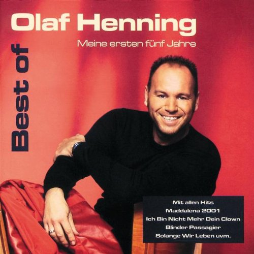 olaf henning CD Covers