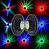 Sunflower LED Light, Magic 7color LED RGB stage light for Disco DJ Stage