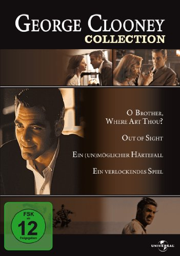George Clooney Collection [4 DVDs]