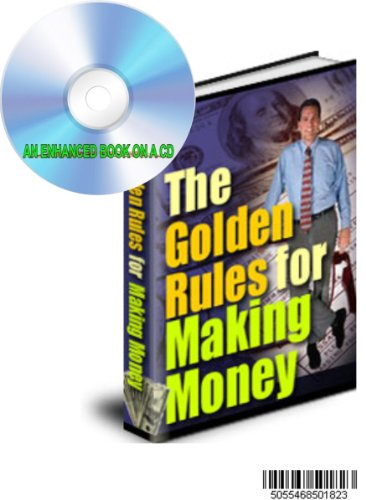 AN ENHANCED BOOK ON A CD - THE ART OF GETTING MONEY or THE GOLDEN RULES FOR MAKING MONEY BY PT BARNUM