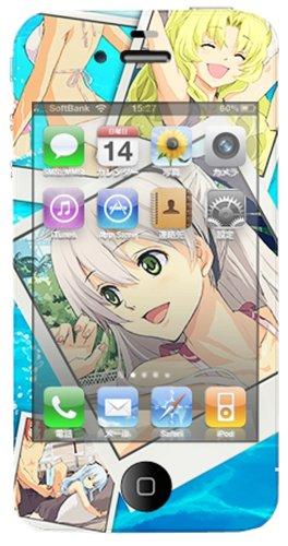 Eiyuu densetsu no cero kiseki seal skins para iPhone 4 07