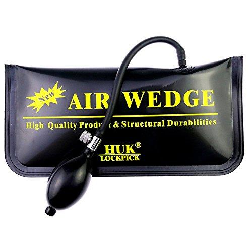 Good HUK Pump Wedge Locksmith Tools Auto Air Wedge Lock Pick Open Car Door Lock Big Size (Lock Pick Car Door compare prices)