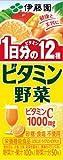伊藤園 ビタミン野菜 (紙パック) 200ml×24本 ランキングお取り寄せ