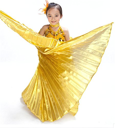 Dreamspell Belly Dance Isis Child Wings, Child Best Stage Props, Best Gift