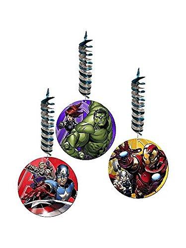 Avenger Assemble Danglers (3)