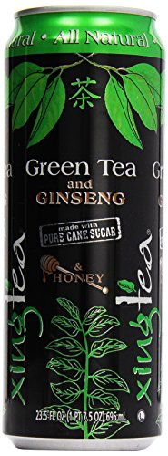 Green Tea With Ginseng And Honey
