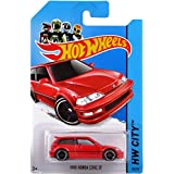 2014 Hot Wheels Hw City 30/250 - 1990 Honda Civic EF By Hot Wheels TOY