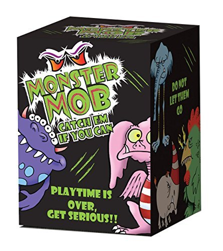 !! MONSTER MOB !!, The CARD GAME for all the MONSTER FAMILY. (I Can Count To Potato compare prices)